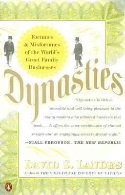Dynasties By Landes, David S.